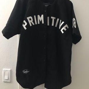 Primitive Baseball Jersey